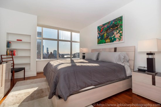 nyc apartment photographer lincoln square two bedroom real estate interior photo ny new york master bedroom
