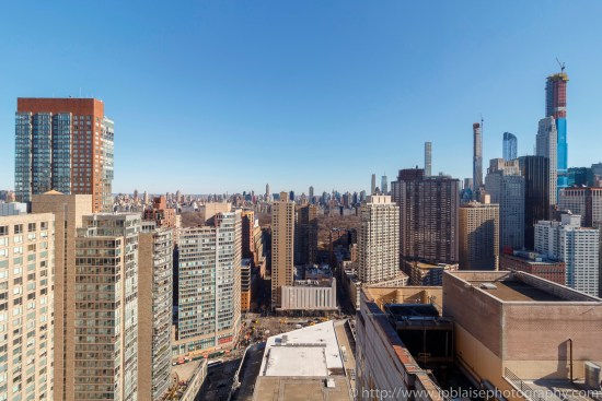 nyc apartment photographer lincoln square two bedroom real estate interior photo ny new york views