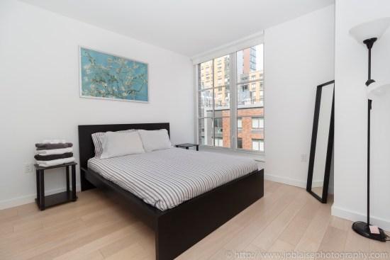 nyc real estate photographer apartment interior photo midtown manhattan bedroom
