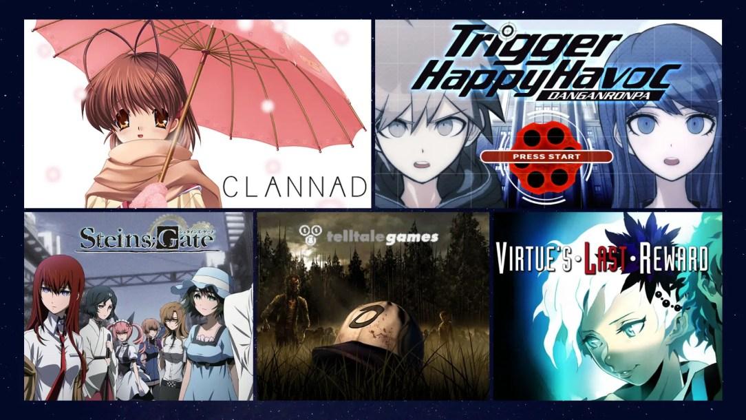 Visual Novels Cover
