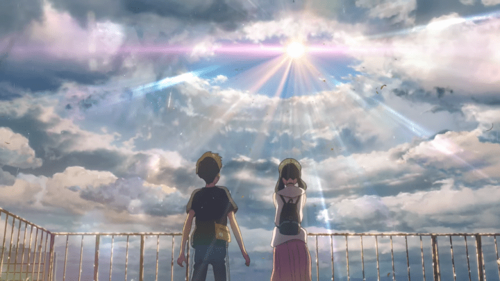 Tenki No Ko: Weathering With You all Trailers, Commercials, and Preview Videos - Cover