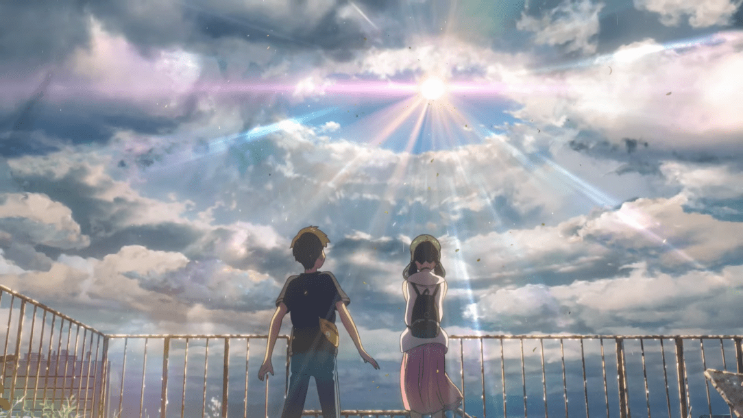 Tenki No Ko: Weathering With You Film Review - Break in the Clouds
