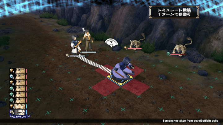 Utawarerumono: Prelude to the Fallen Battle Mechanics