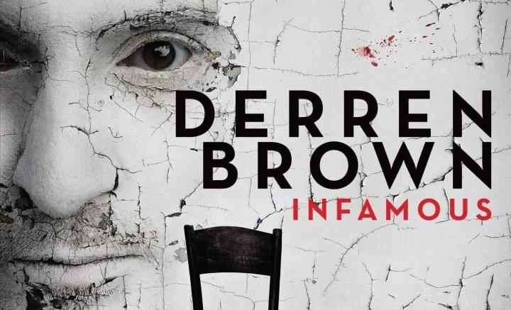 derren brown infamous