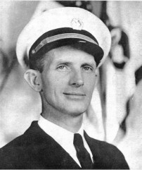 Captain Robert Ford (Courtesy Pan Am Historical Foundation and Ed Dover