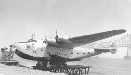 Boeing 314 (Courtesy Pan Am Historical Foundation and Ed Dover)