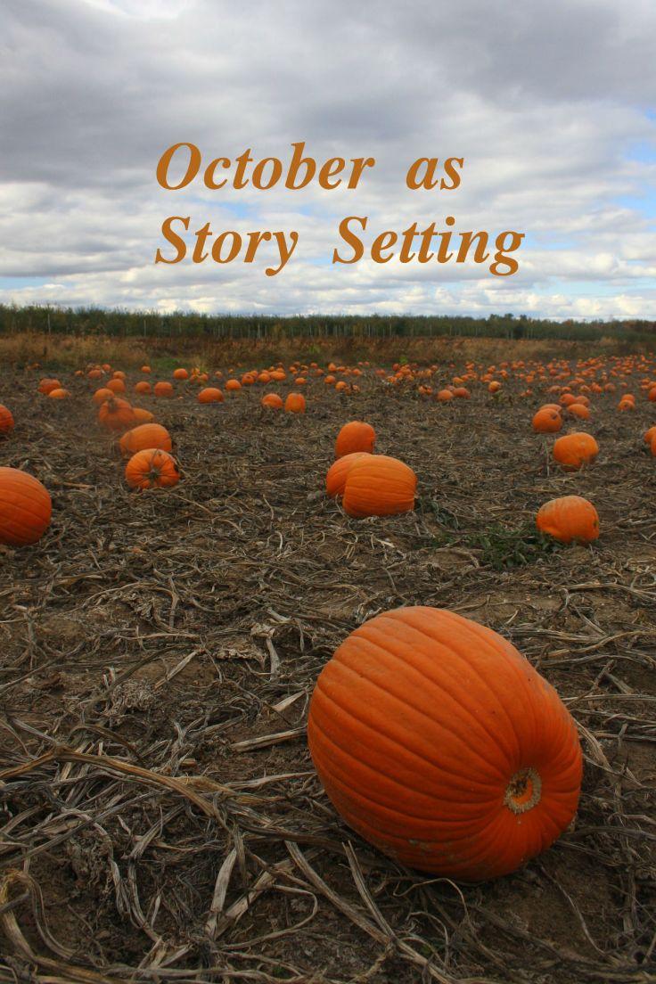October words