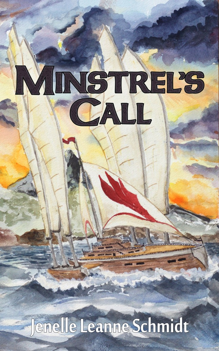 Minstrels Call Cover