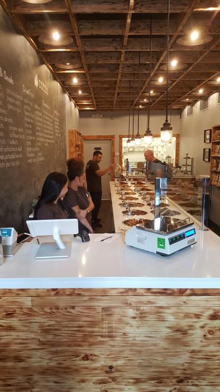 Cacao Counter