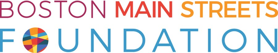 Boston Main Streets Foundation Logo