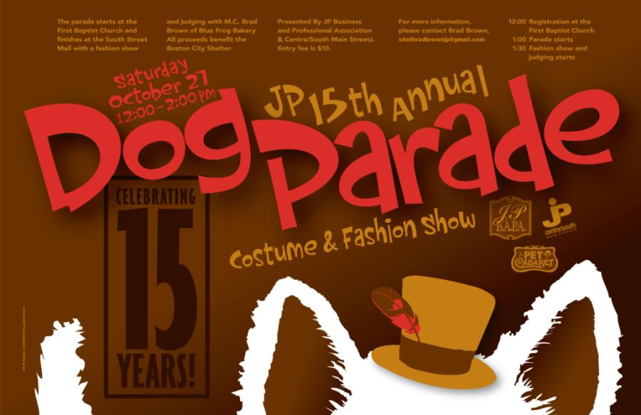 15th Annual Jamaica Plain Dog Parade