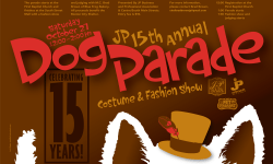 15th Annual Jamaica Plain Dog Parade