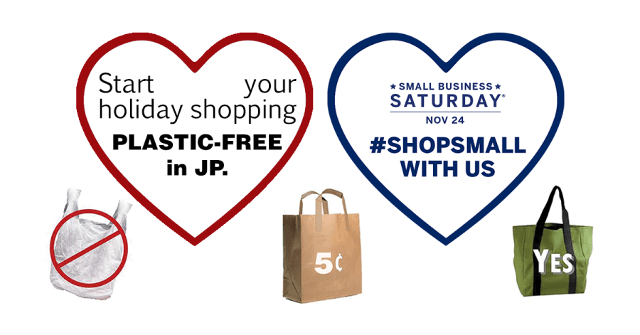 Small Business Sat and Plastic Free