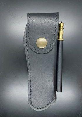 Etui cuir 11/12cm + mini fusil