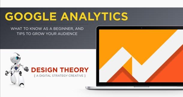 Google Analytics Title Screen