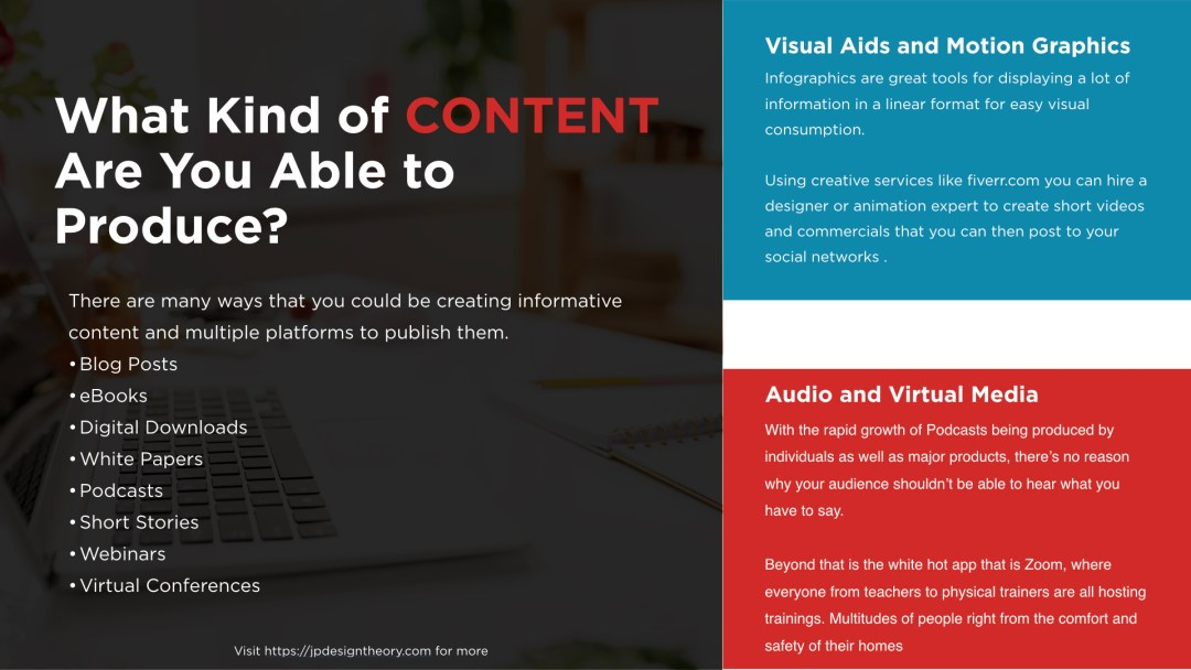How to Keep Your Business Relevant During COVID-19 - Slide 7