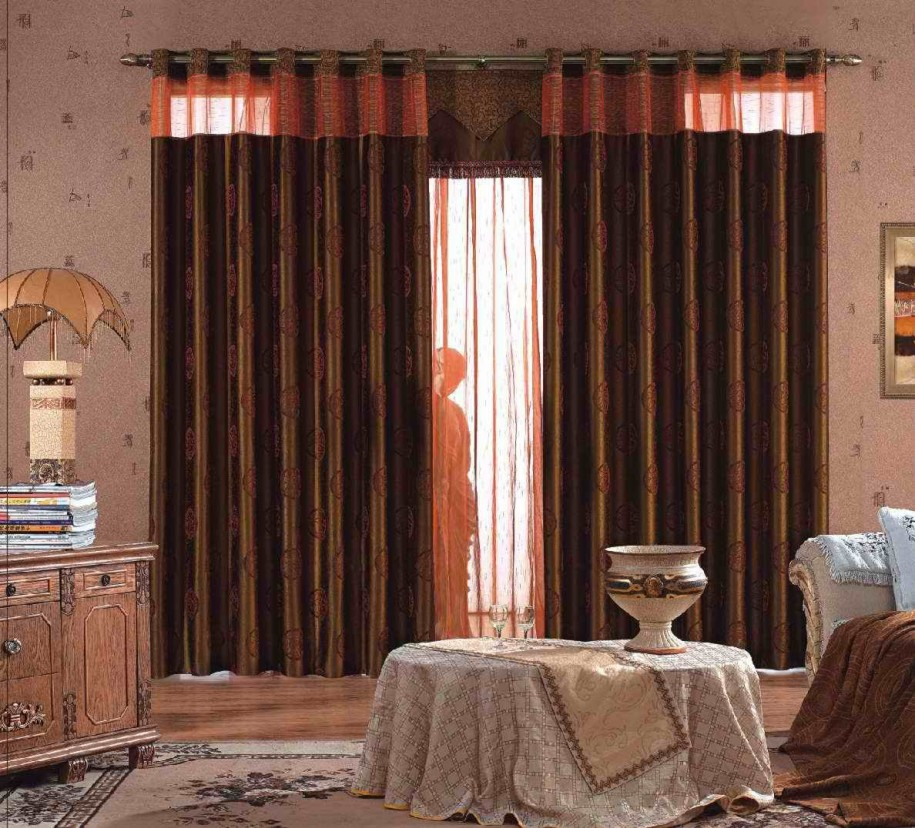 14 Cool Living Room Curtains Ideas You Should Try This ... on Living Room Curtains Ideas  id=88945