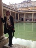 Right. Let's begin chronologically and with Bath's namesake: the Roman Baths (so clever).