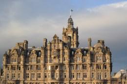 Beannachd leat (Goodbye) Edinburgh!