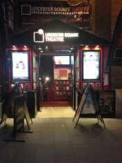 While Leister Square is known for neon lights big theater, it also houses gems like this little spot. http://leicestersquaretheatre.ticketsolve.com/shows/873490934/events?TSLVq=c7695243-5de8-4653-ba9c-fc9a4b420eac&TSLVp=8b197999-9f94-4548-b91e-8c97c4988328&TSLVts=1385500231&TSLVc=ticketsolve&TSLVe=leicestersquare&TSLVrt=Safetynet&TSLVh=910b0fd1d923aa29f52b3fef14f6b516