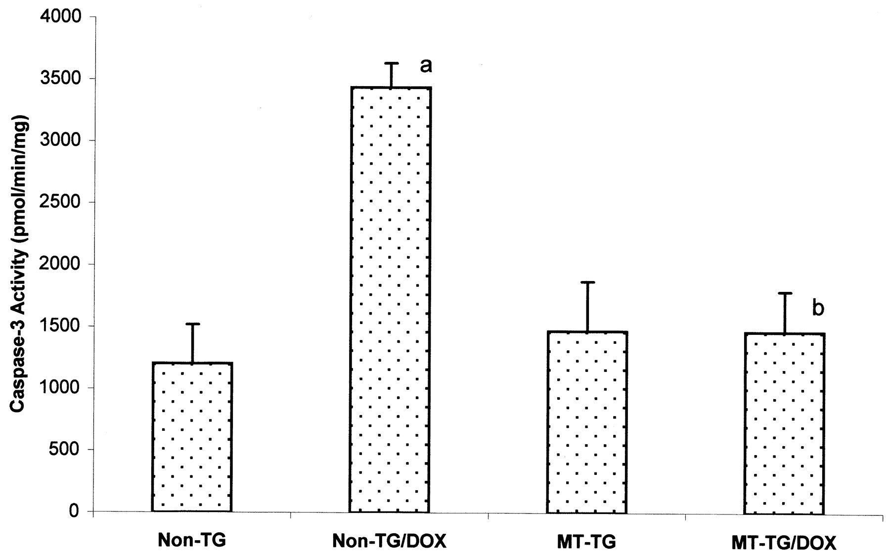 Metallothionein Inhibits Doxorubicin Induced Mitochondrial Cytochrome C Release And Caspase 3