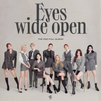 TWICE - Eyes Wide Open [FLAC + MP3 320 / WEB]