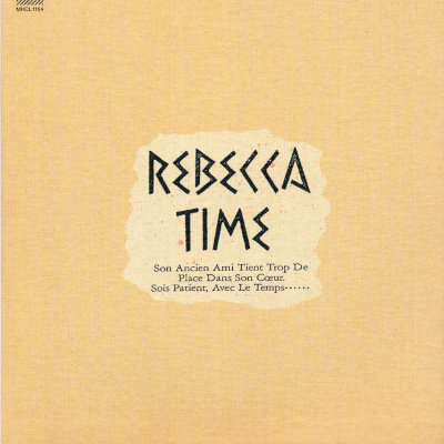 REBECCA - TIME rar