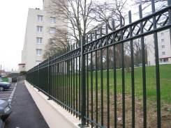 Mise en place d'une clôture