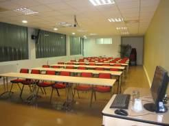 Salle de formation à Paris