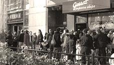 ギャレット ポップコーン ショップス®(Garrett Popcorn Shops)の歴史