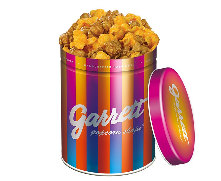Garrett ネオンメタリック缶 5月16日(木)より数量限定販売開始!