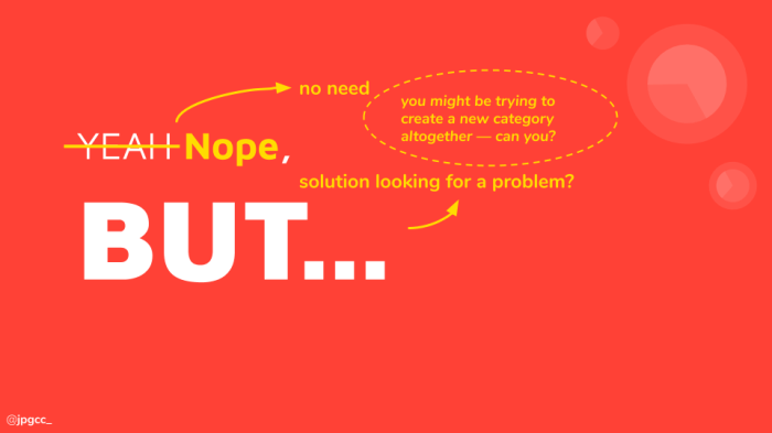 Nope (no need), but (solution looking for a problem?). You might be trying to create a new category altogether — can you?