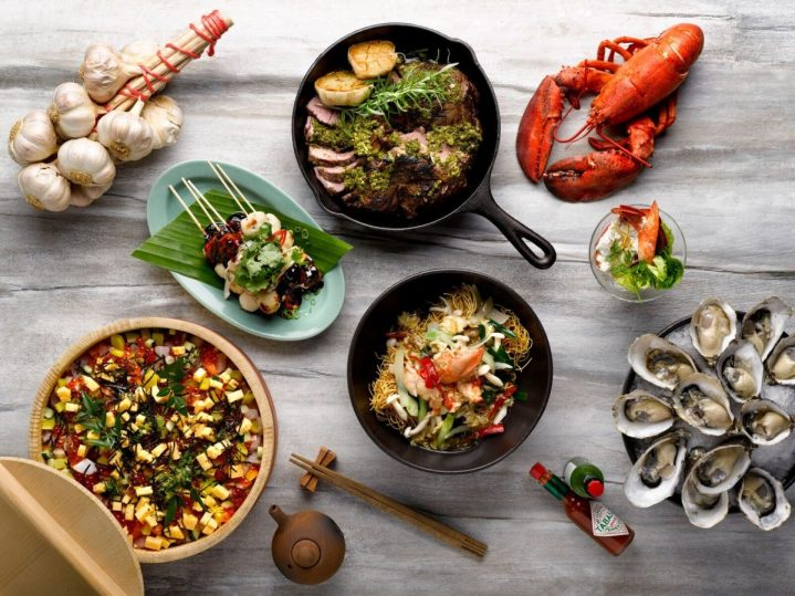 Celebrate This Festive Season at Grand Hyatt Singapore