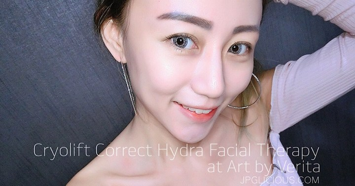 Cryolift Correct Hydra Therapy at Art by Verita