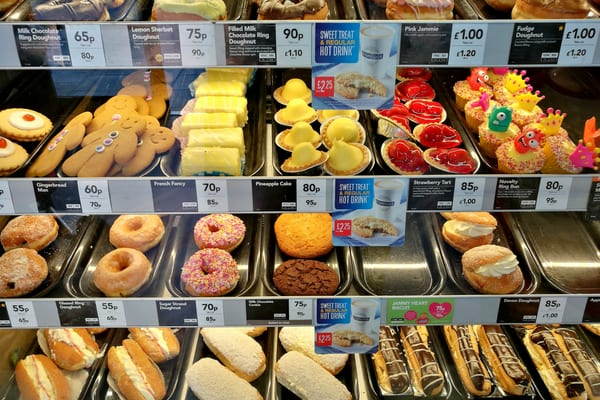 Greggs is putting up prices in the New Year – and ...