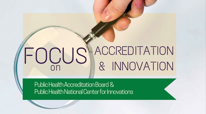 PHAB accreditation standards measures