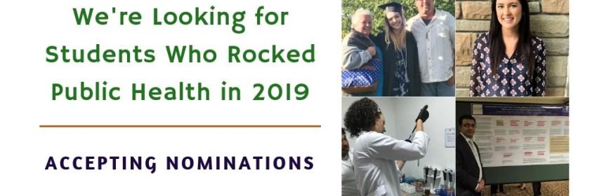 Who Rocked Public Health 2019