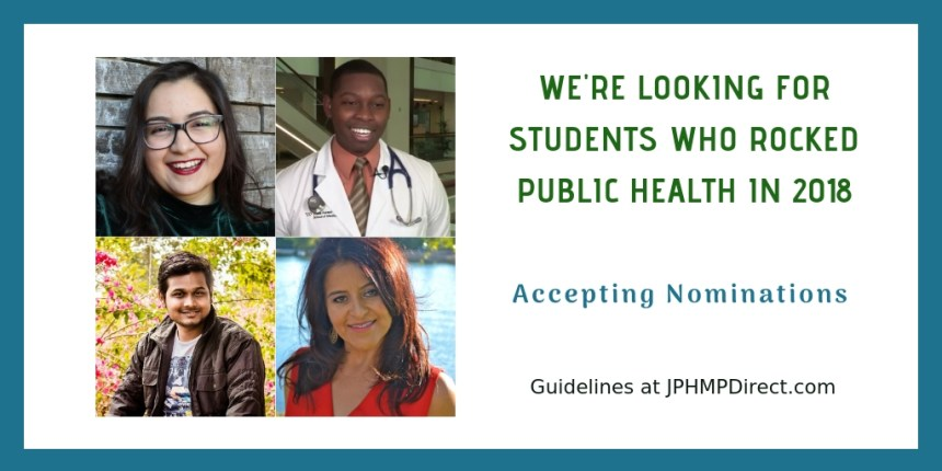 Who Rocked Public Health 2018