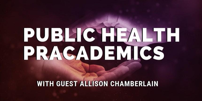 pracademic Allison Chamberlain