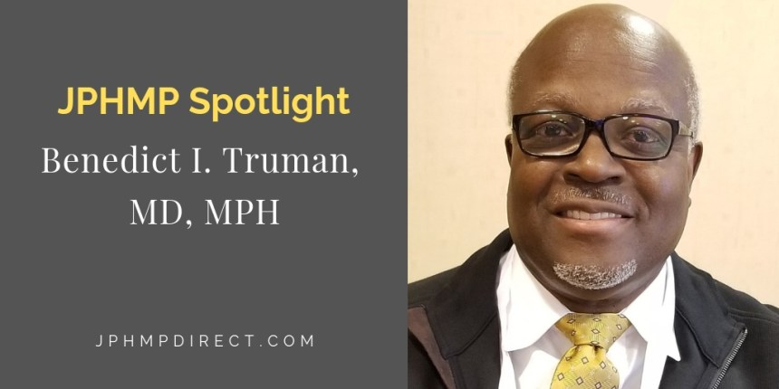 JPHMP Spotlight Benedict Truman