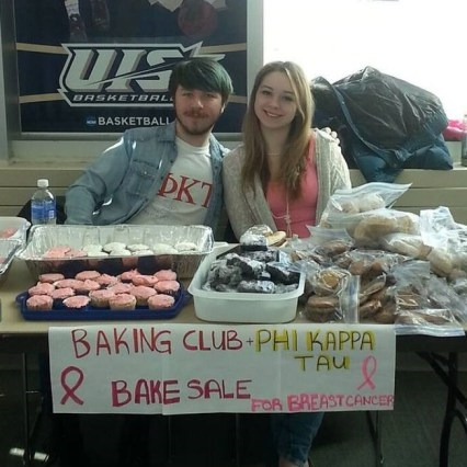 2015 Bake Sale for Breast Cancer Awareness