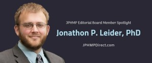 JPHMP Spotlight JP Leider