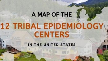 Map Tribal Epidemiology Centers