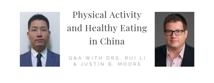 PA Obesity in China