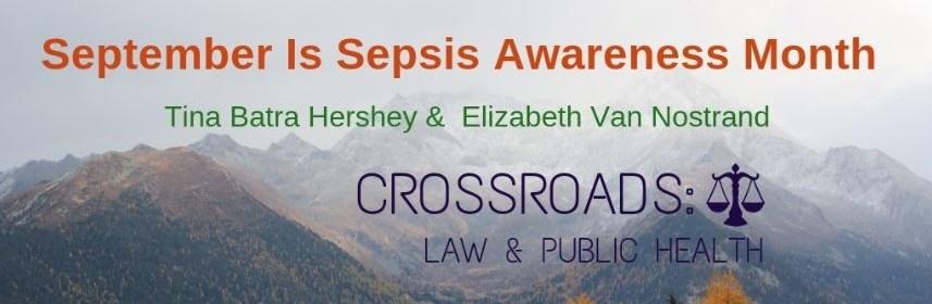 September Sepsis Awareness month