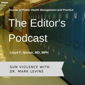 Gun Violence Mark Levine