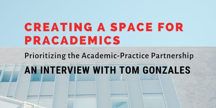 Interview with Tom Gonzales
