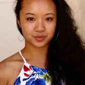 """""""In order to address medicine's history of trauma and exploitation on immigrants and communities of color, I created Freedom Community Clinic with the passionate belief that whole-person, holistic healthcare and healing should be given directly to communities who need it most and in spaces where people already gather and celebrate."""" ~ Bernadette Lim, UC Berkeley Class of 2022"""