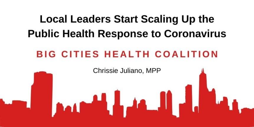 Big Cities Health Coronavirus