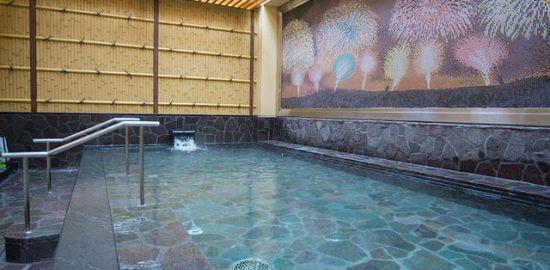 테루마유(テルマー湯)의 온천수